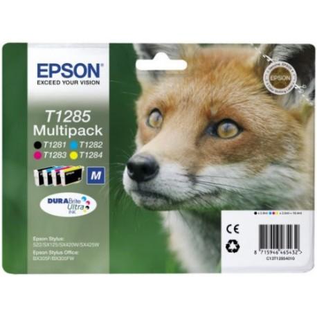 Epson Multipack T1285 Renard