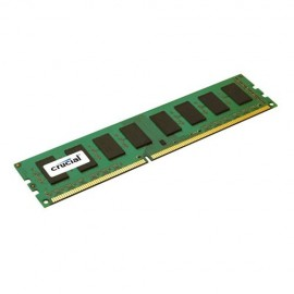 Mémoire DDR3 1600 Mhz 8 Go Crucial
