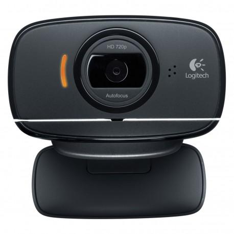 Webcam Logitech HD C525 720p rotative avec microphone intégré