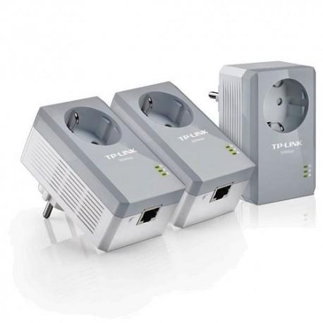 TP-Link TL-PA4010 adaptateur CPL 500Mb + prise HomePlug AV - kit 3 CPL