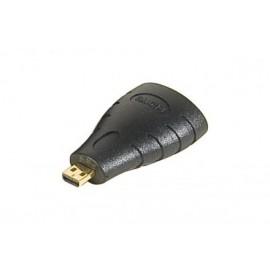 Adaptateur HDMI A femelle vers micro HDMI mâle