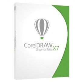 Corel CorelDRAW Graphics Suite X7 - Logiciel de conception graphique professionnelle