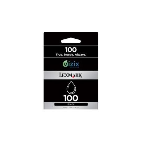 Lexmark 100 Noir