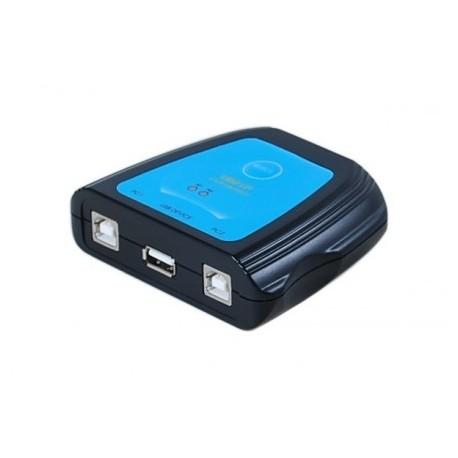Switch USB 2.0 1 imprimante / 2 PC