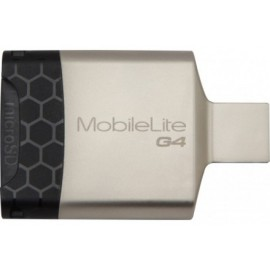 Lecteur de carte USB 3.0 Kingston MobileLite G4