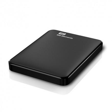 """Disque dur externe WD 2.5"""" 1To 1000Go USB 3.0 MyPassport Element"""