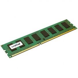 Mémoire DDR3 1600 Mhz 4 Go Crucial