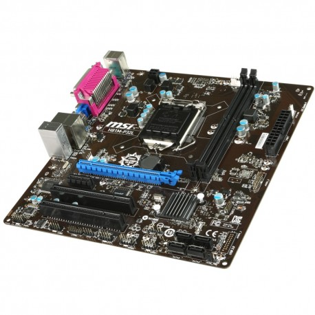 Carte mère MSI H81M-P32L (LGA1150)