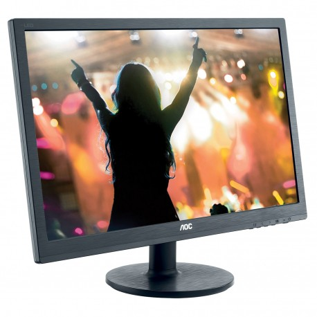 "Moniteur AOC 24"" LED - E2460SH"