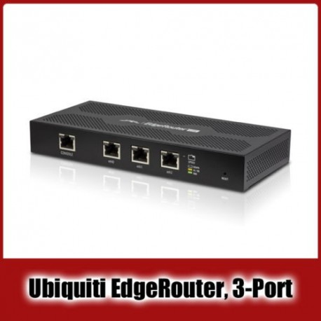 Routeur Ubiquiti ERLite-3