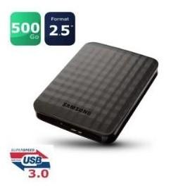 """Disque dur externe Maxtor M3 2.5"""" 500Go USB 3.0"""