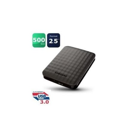 "Disque dur externe Samsung M3 2.5"" 500Go USB 3.0"