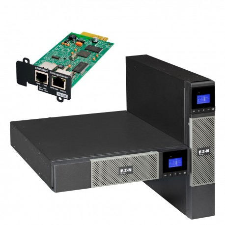 Onduleur pro EATON 5PX 3000I RT2U NETPACK