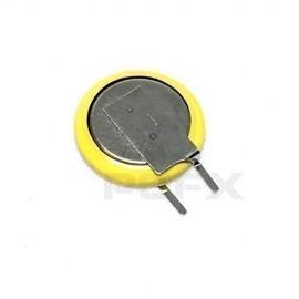 Pile bouton à souder ML1220 3V