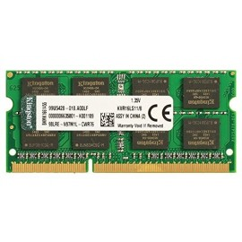 Mémoire So-Dimm DDR3 1600 Mhz CL11 8 Go Kingston