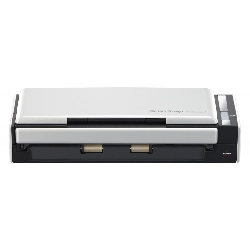 scanner fujitsu scansnap s1300i multi pages recto verso. Black Bedroom Furniture Sets. Home Design Ideas
