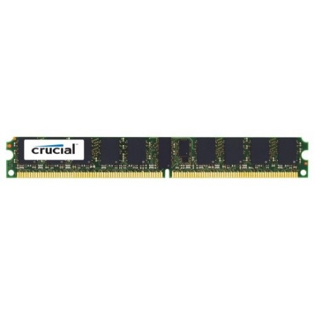 Mémoire DDR2 667 Mhz 2 Go Crucial Registered