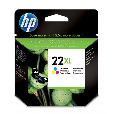 HP 22 XL Couleur