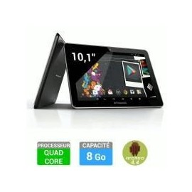 Tablette tactile Polaroid Infinite 10,1'' Quand-Core 8Go