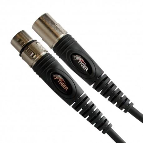 Câble audio mono XLR-XLR 10m