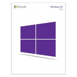 Microsoft Windows 10 Pro 32/64 bits