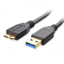 Câble USB 3.0 A / micro B