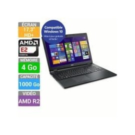 Ordinateur portable 17'' Acer Aspire E5-721-20C6
