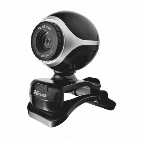 Webcam Trust Exis + micro 2MP