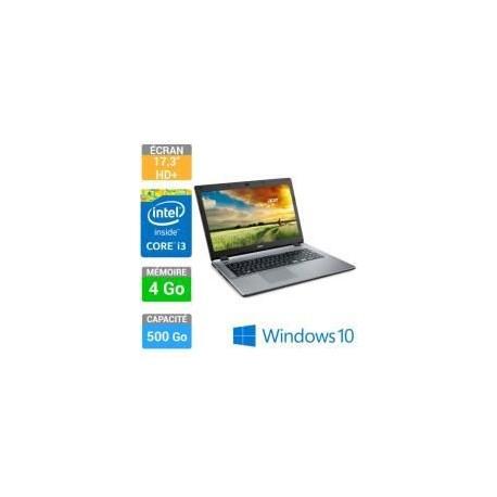 Ordinateur portable 17'' Acer Aspire E5-771-311W
