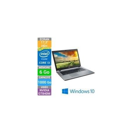 Ordinateur portable 17'' Acer Aspire E5-771G-39GL