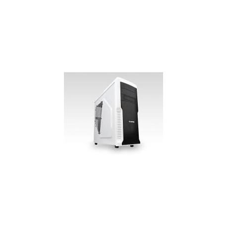 Boitier moyen tour ATX Zalman Z3 PLUS Blanc USB3.0