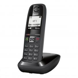 Téléphone fixe Gigaset AS405 DECT/GAP Noir