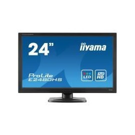 "Moniteur iiyama 23.6"" LCD ProLite E2480HS-B2"