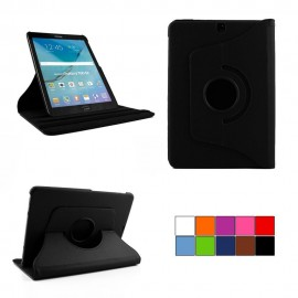 Étui de protection avec rotation 360° pour tablette SAMSUNG GALAXY Tab S2 9.7 SM-T810