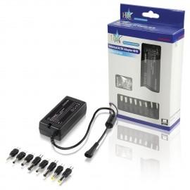 Adaptateur Secteur Alimentation Chargeur Universel PC Portable 220V 40W Netbook 8 connecteurs