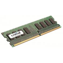 Mémoire DDR2 Crucial 2Go PC2-6400 800 MHz