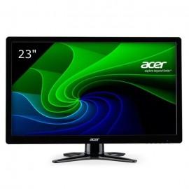 """Moniteur Acer 23"""" LED - G236HLBbd - 1920 x 1080 pixels - 5 ms - Format large 16/9 - Noir"""