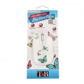 Souris sans fil T'nB Exclusiv! Butterfly