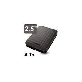 "Disque dur externe Maxtor M3 2.5"" 4To 4000Go USB 3.0"