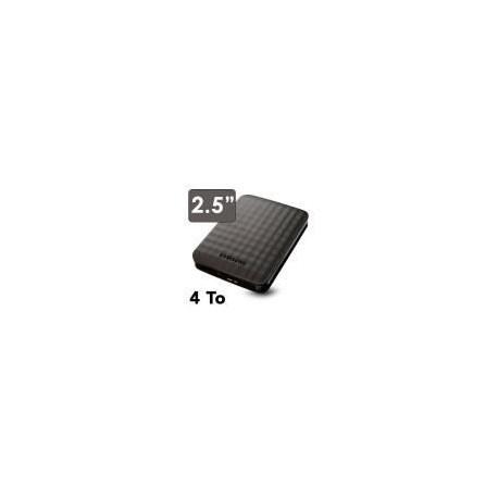 "Disque dur externe Samsung M3 2.5"" 4To 4000Go USB 3.0"
