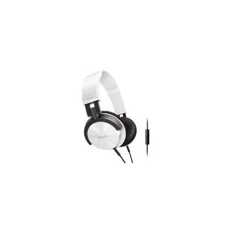 Casque audio Philips SHL3005 - Kit mains libres avec microphone - Léger et pliable