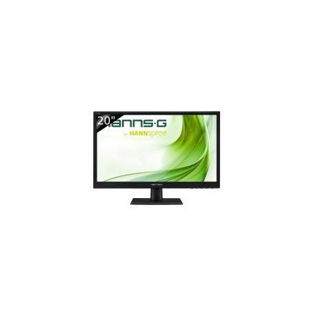 "Moniteur Hanns-G 20"" LED - 1600x900 pixels - 5 ms"
