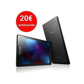 Tablette tactile Lenovo 7'' IdeaTab 2 A7-10 8Go Quad Core