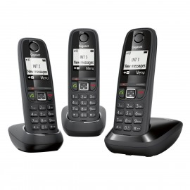 Téléphone fixe Gigaset Trio AS405 DECT/GAP