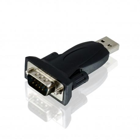Adaptateur port COM RS232 / USB2.0