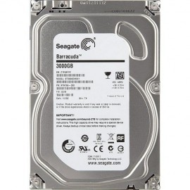 "Disque dur interne 3.5"" Seagate Barracuda 3To 3000Go SATA3 7200rpm"