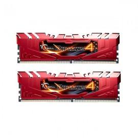 Mémoire DDR4 2400 Mhz 16 Go (2x8Go) G.Skill Ripjaws CL15