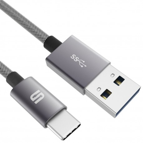 Câble USB 3.0 A / USB type-C USB-C 1m