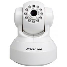 Caméra IP wifi motorisée intérieur vision nocturne 720p Foscam FI9816P