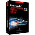Bitdefender Antivirus Plus 2016 1 an - 1 postes